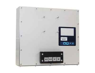 12 Industrial Panel PC Cased Rear