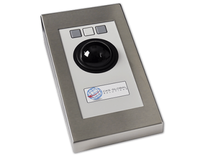 TB50 Industrial Trackerball Cased Front