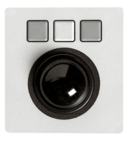 TB38 Industrial Trackerball Front