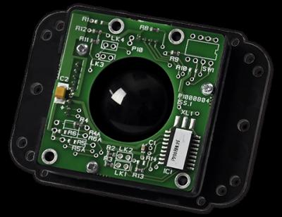 TB_38 Industrial Trackerball Universal Plate Rear