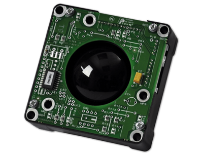 TB_50 Industrial Trackerball Rear