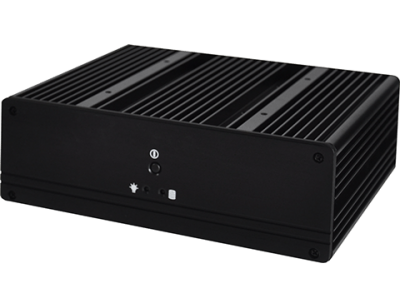SB100 Industrial Box Computer Front