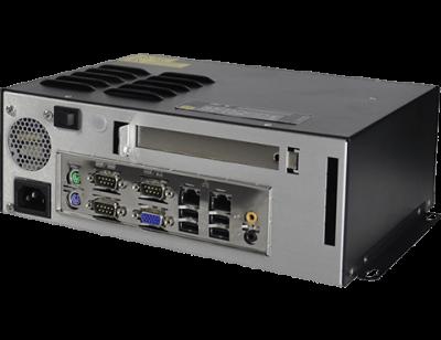 SB300 Industrial Box Computer Front