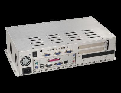 SB400 Industrial Box Computer Front