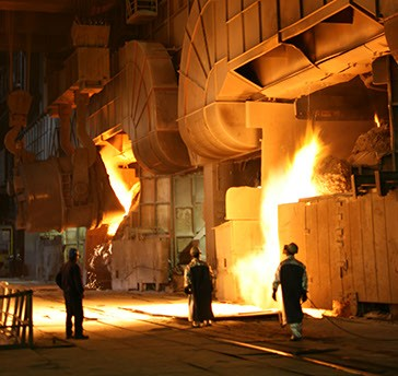 Steel Manufacturing Example