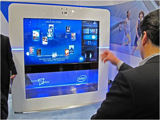 Dominating The Trade Shows Using Touch Panel PCs