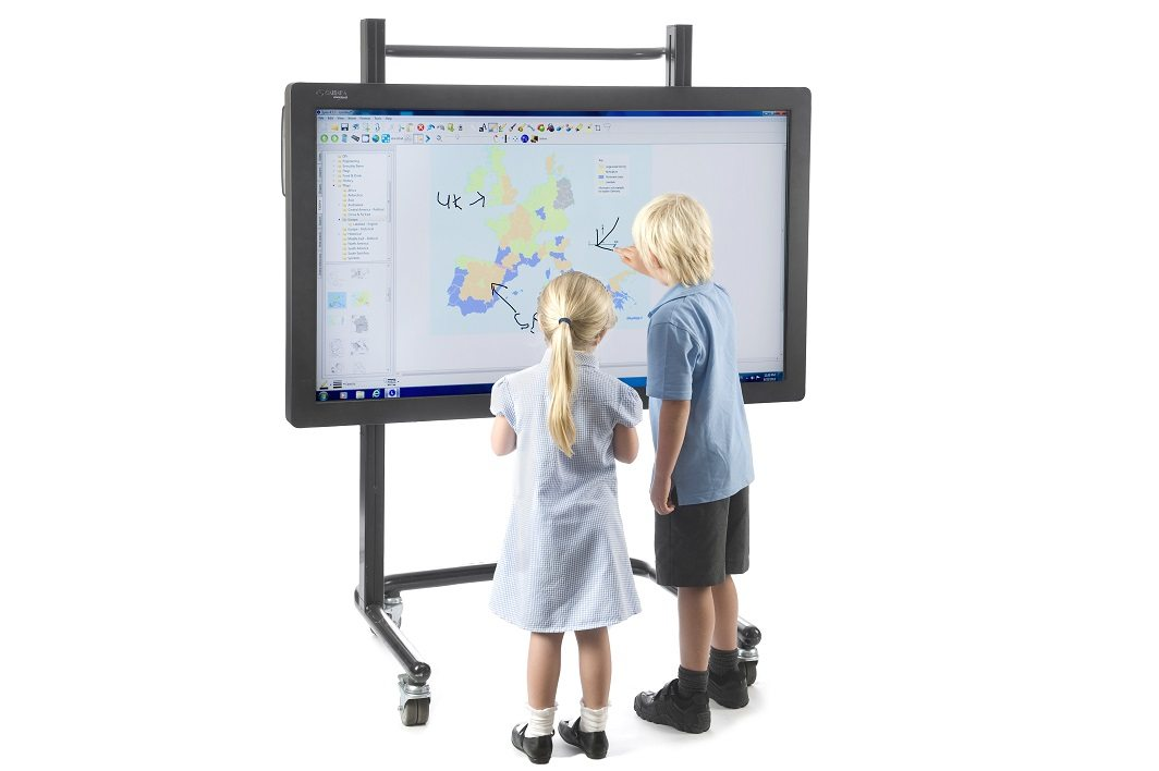Empower Education Using Projected Capacitive Touchscreen Technology