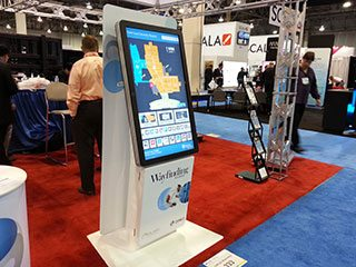 Impact of Touchscreen Panel PC in Trade Shows