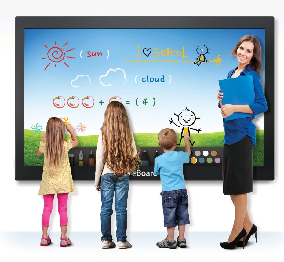The Impact Of Projected Capacitive Touchscreen Technology In Education