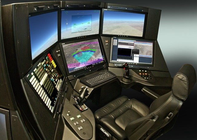 Integrating Drone Technology To Touch Panel PC