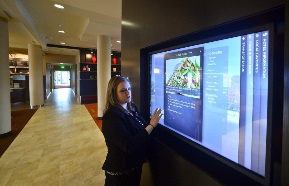 Things About Projected Capacitive Touchscreen Any Hotelier May Know