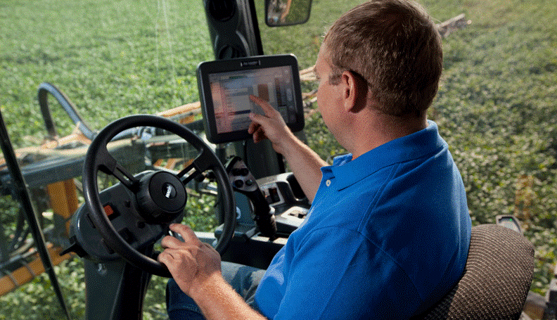 How Can A Projected Capacitive Touchscreen PC Transform An Agribusiness