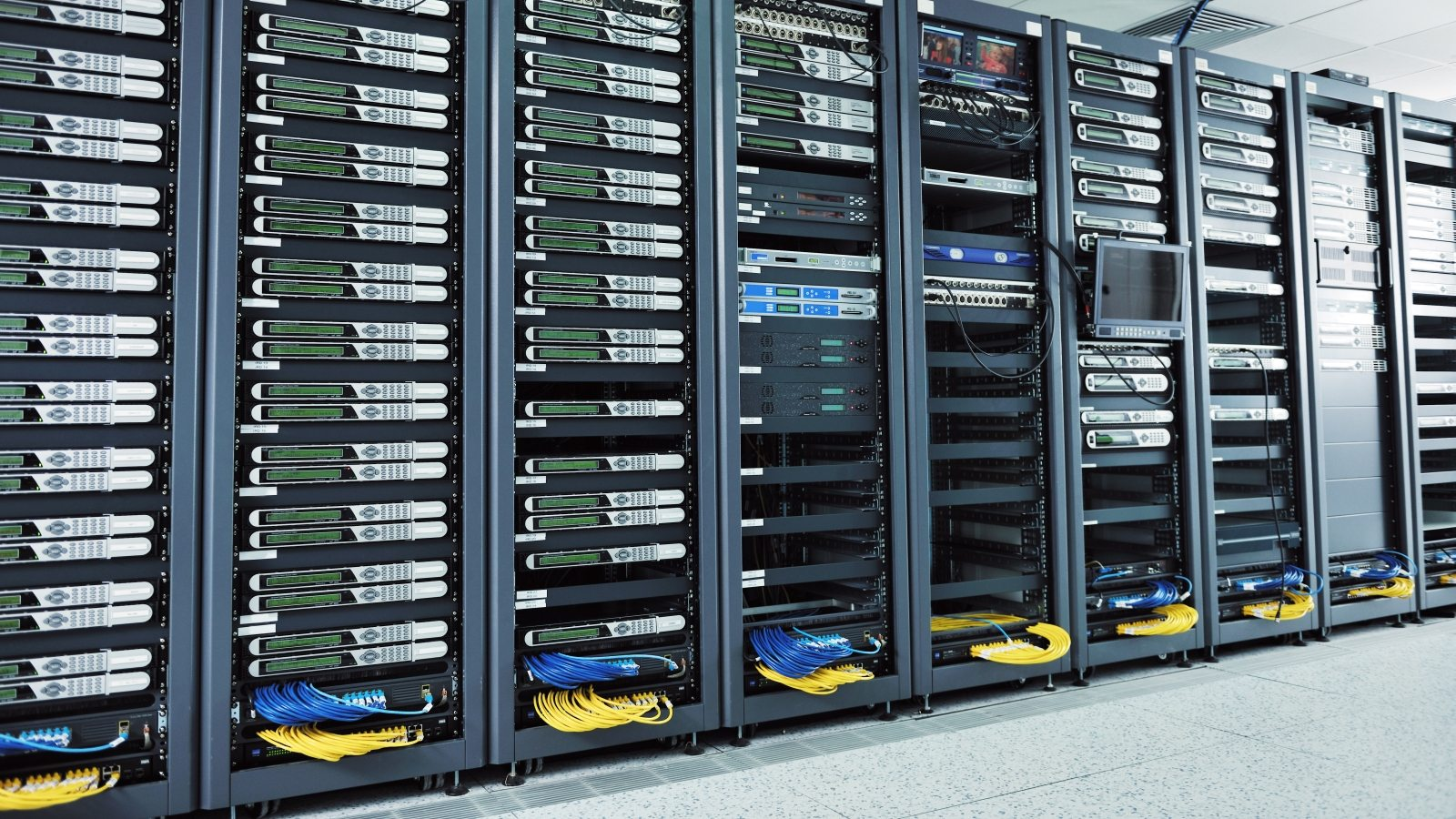 Install Industrial Computer Panels For Telecommunications Services