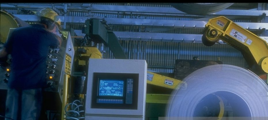 S17 Embedded Computers For Steel Manufacturing Control System