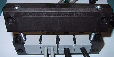 Entry Plate Top Half Clamp