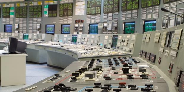"Power Up 12.1"" Touch Panel Computers For Nuclear Generation"