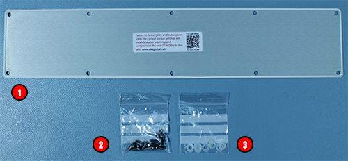 Sealing Plate Kit