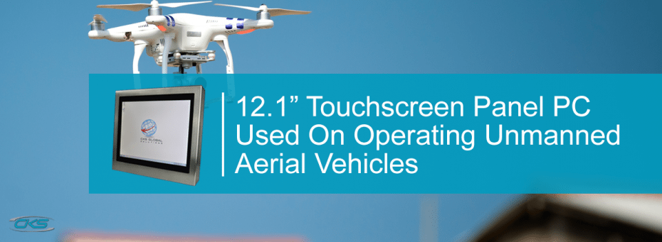 Manning UAVs with the S12 Touchscreen Panel PCs