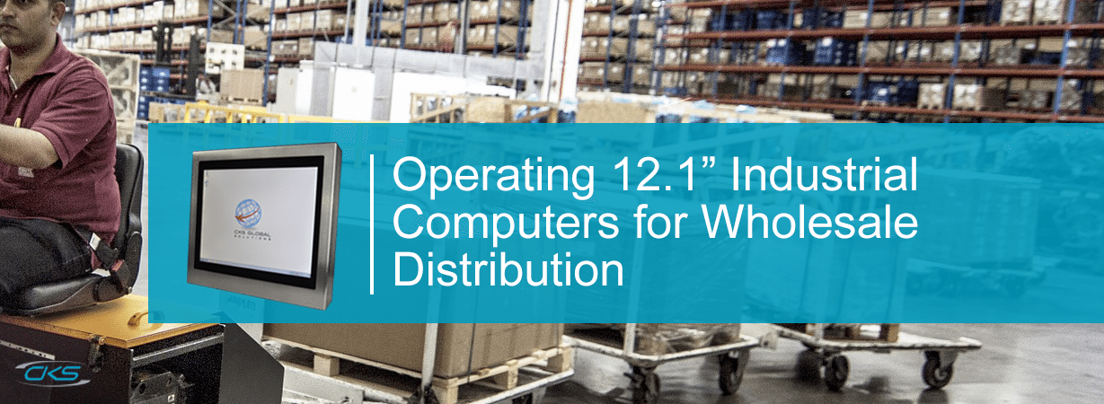 How S12 Industrial Computer Optimises Wholesale Distribution Process
