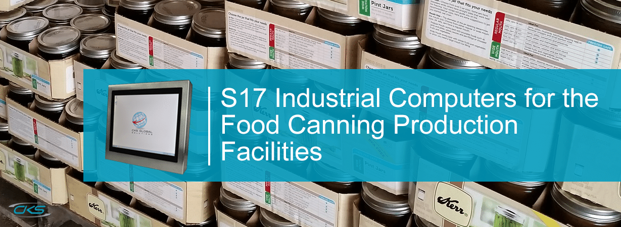 Buy S12 Industrial Computing Technology For Food Canning Operations