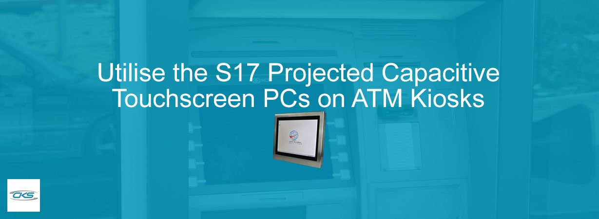 Install Cash Machine Kiosks with Projected Capacitive Touchscreen PCs
