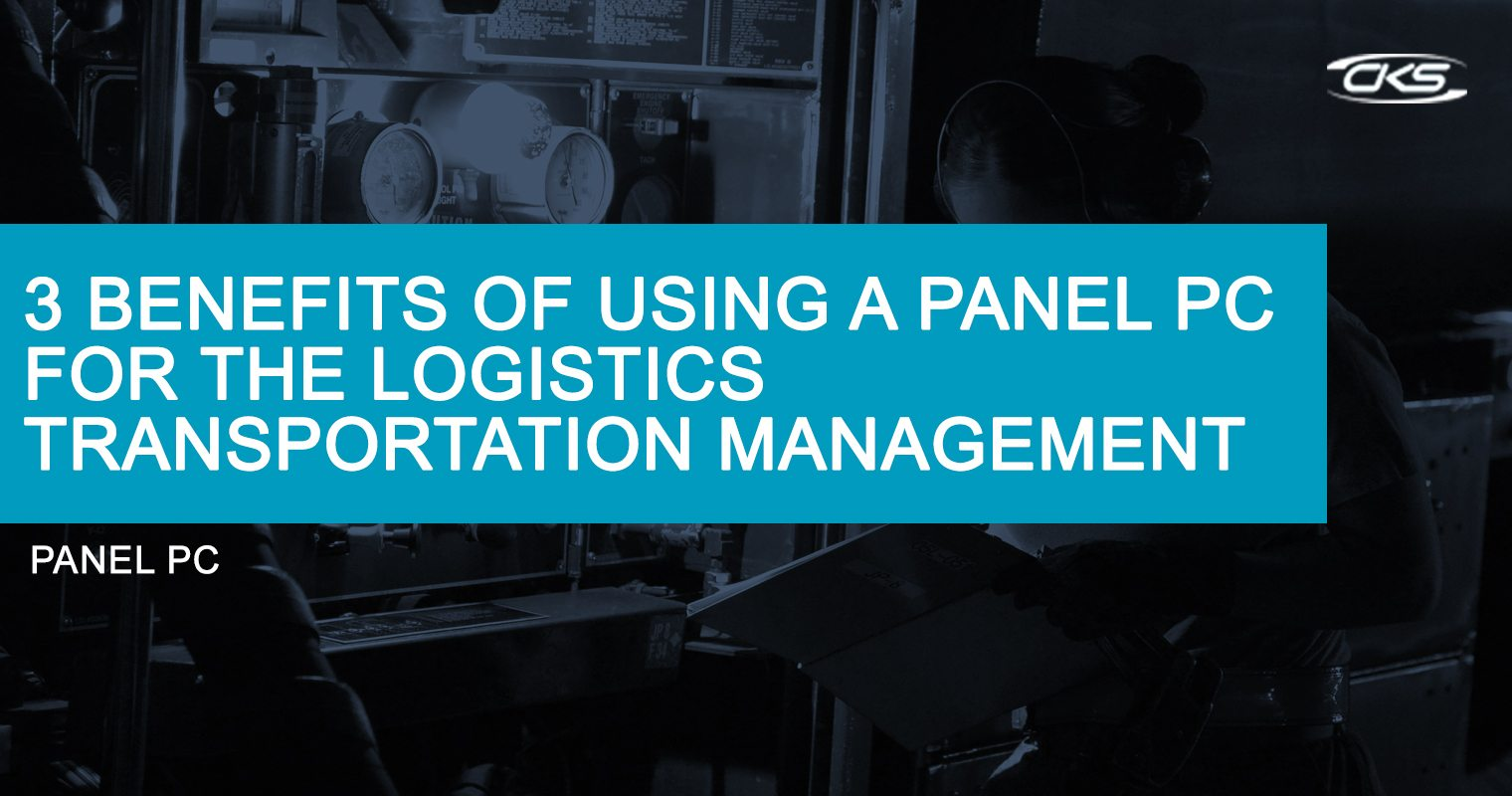 How Panel PCs are Utilised for Transportation Management System