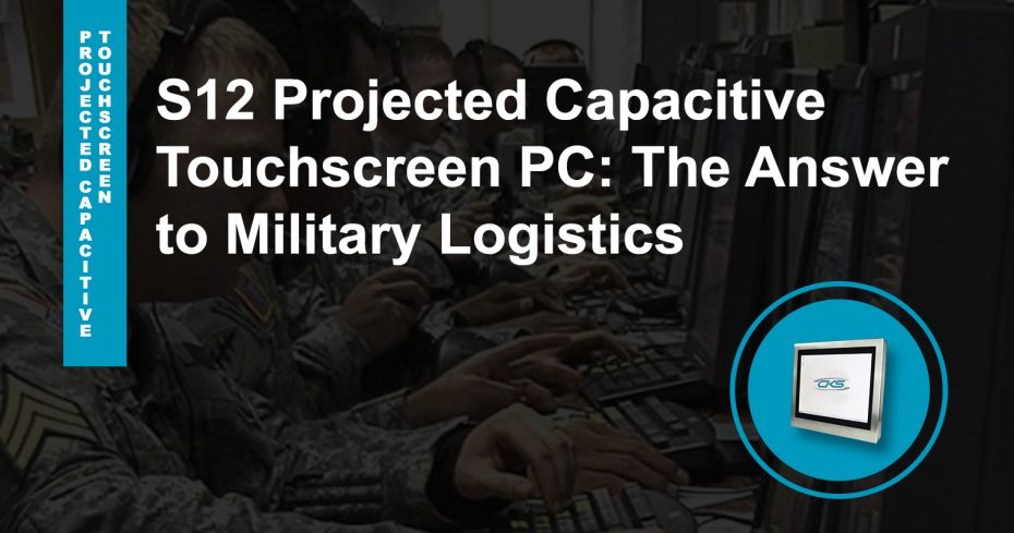 Navigating S12 Industrial PCs as Logistics Solutions for The Military