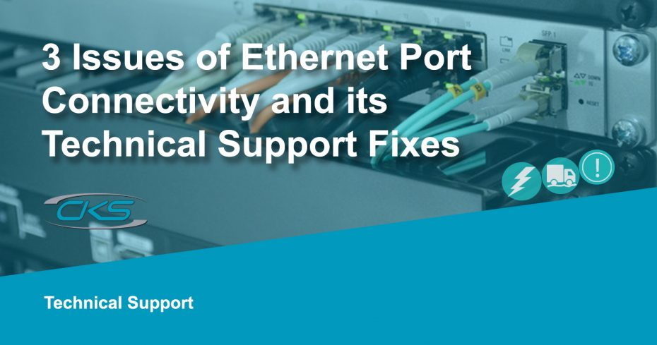 The Essentials of Ethernet Connectivity for Efficient Operations