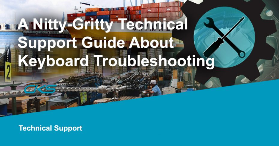 Simple Troubleshooting Tips From Technical Support For Industrial Keyboards