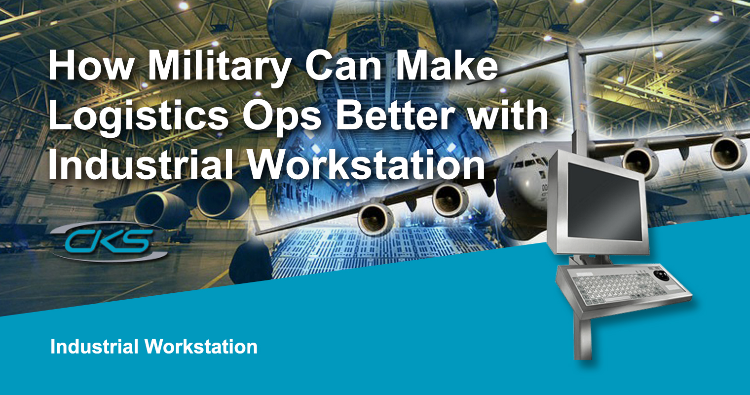 Dynamic Military Operations using Industrial PC Workstation
