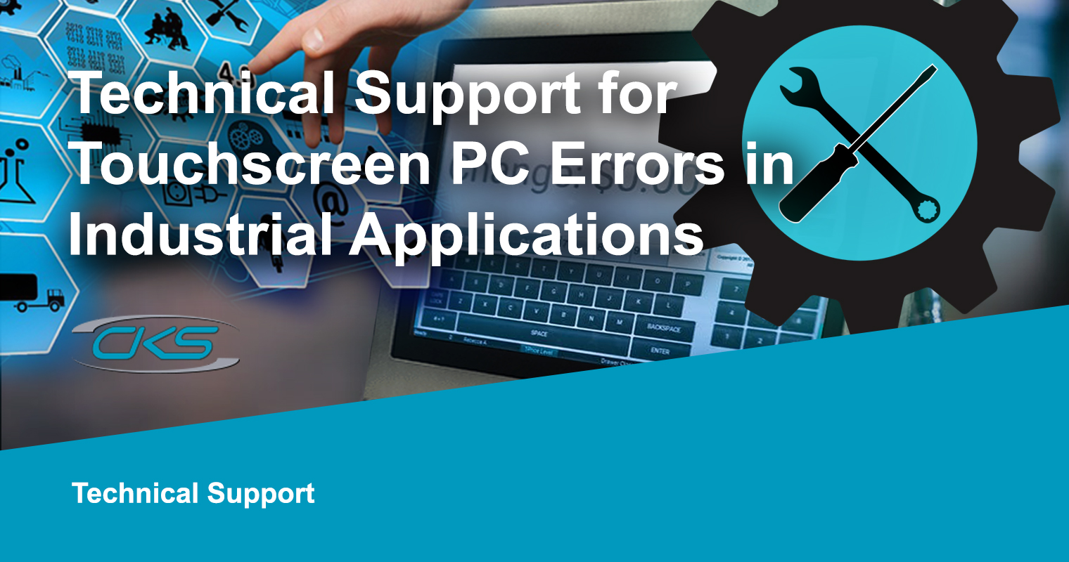 How Technical Support Specialists Help Fix Common Issues on Touchscreen PCs